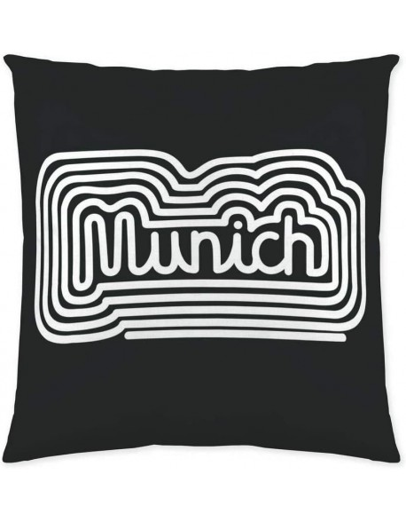 Munich Cojín reversible Cloud 100% algodón