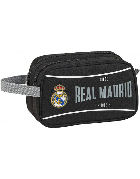 Real Madrid CF 1902 Neceser, bolsa de aseo adaptable a carro