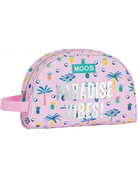 Moos Paradise Neceser, bolsa de aseo adaptable a carro