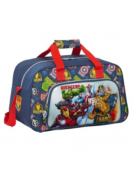 Avengers Heroes VS Thanos Bolsa deporte Bolso de viaje 40 cm
