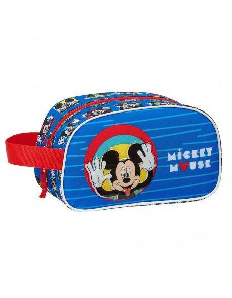 Mickey Mouse Me Time Neceser, bolsa de aseo adaptable a carro