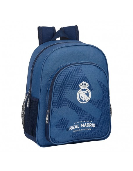 Real Madrid CF Leyenda Mochila junior niño adaptable carro