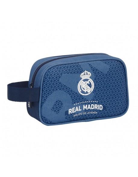 Real Madrid CF Leyenda Neceser, bolsa de aseo 22 cm