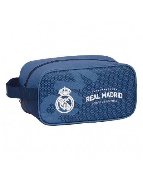 Real Madrid CF Leyenda Bolso zapatillas zapatillero 29 cm