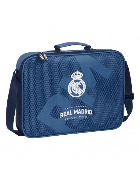 Real Madrid CF Leyenda Bolso Maletín cartera extraescolares niño