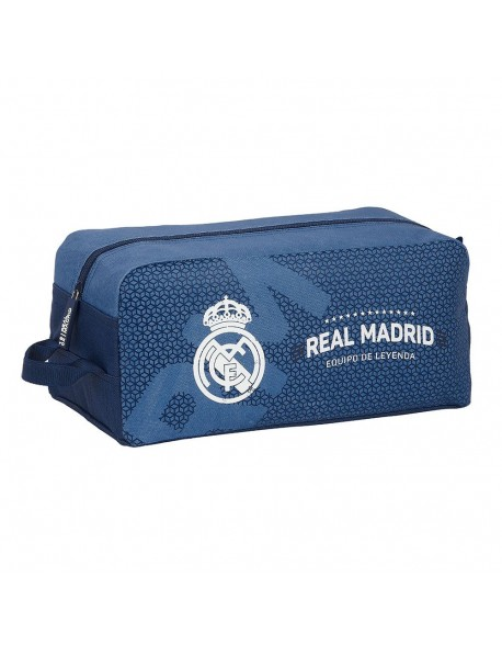 Real Madrid CF Leyenda Bolso zapatillas zapatillero 34 cm