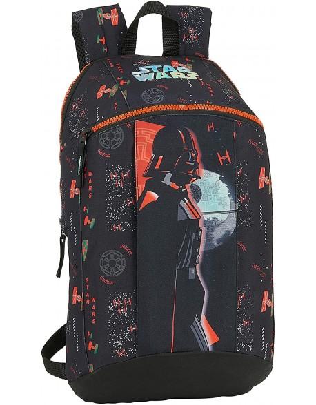 Star Wars Dark Side Mochila tipo casual, senderismo 39 cm