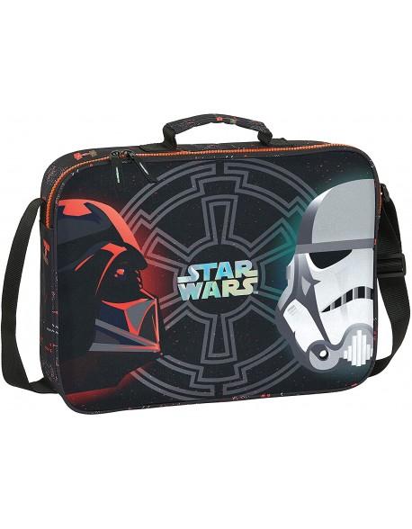 Star Wars Dark Side Bolso Maletín cartera extraescolares
