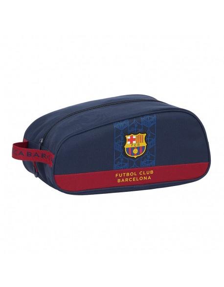 FC Barcelona Corporativa Bolso zapatillas zapatillero 34 cm