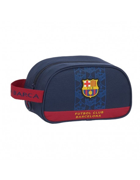 FC Barcelona Corporativa Neceser, bolsa de aseo adaptable a carro