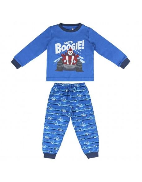 Top Wing Pijama manga larga niño