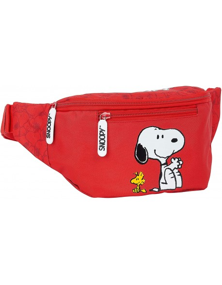 Snoopy Riñonera