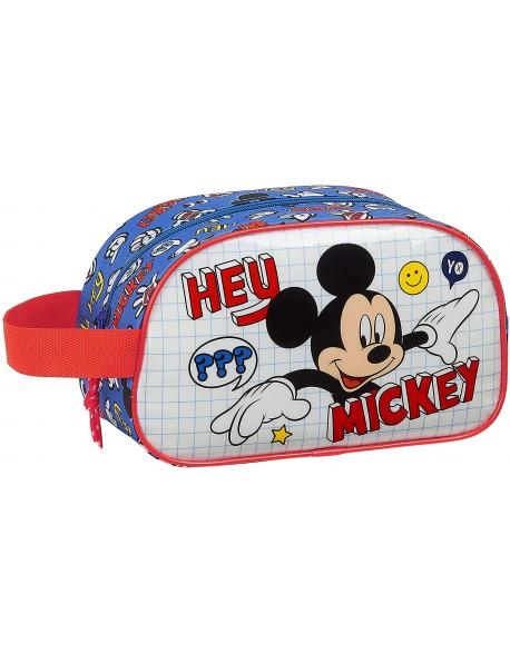 Mickey Mouse Things Neceser, bolsa de aseo adaptable a carro