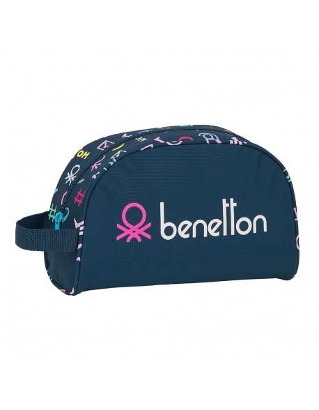 UCB Benetton Dot Com Neceser, bolsa de aseo adaptable a carro