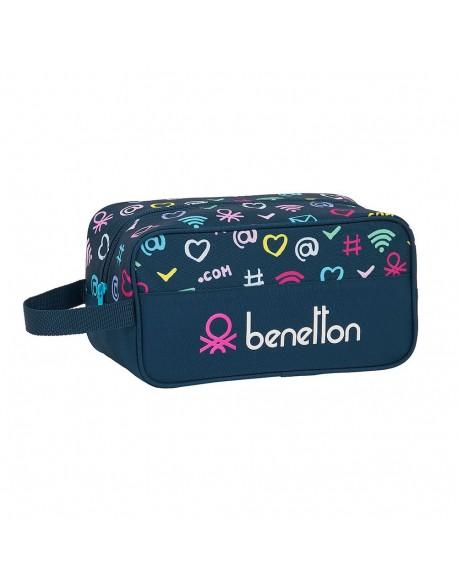 UCB Benetton Dot Com Bolso zapatillas zapatillero 29 cm