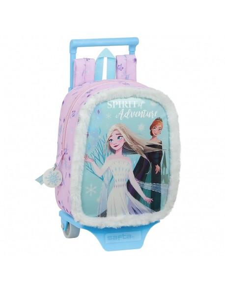 Frozen II Spirit of Adventure Mochila guardería ruedas, carro, trolley