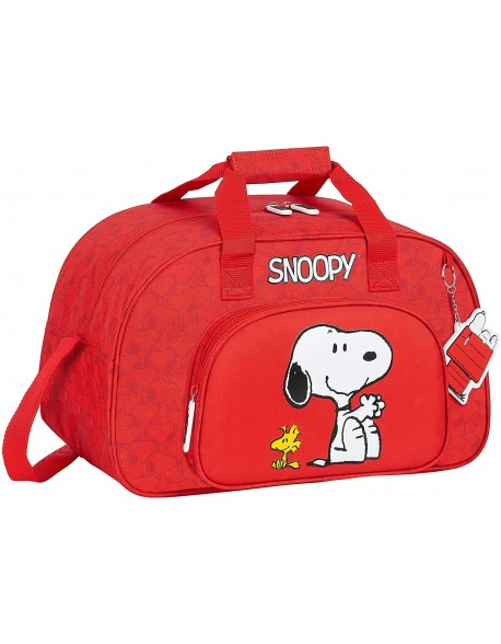 Snoopy Bolsa deporte Bolso de viaje 40 cm