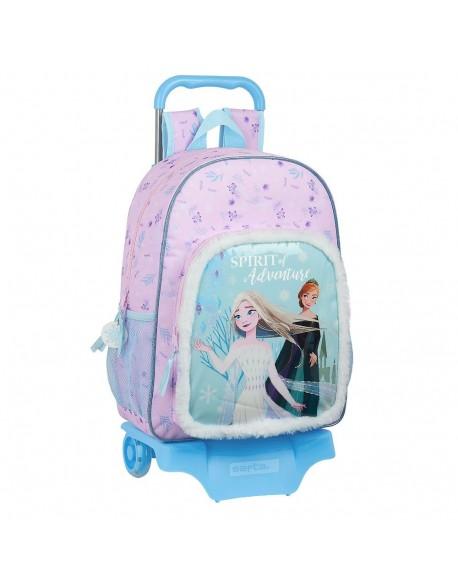 Frozen II Spirit of Adventure Mochila grande ruedas, carro, trolley