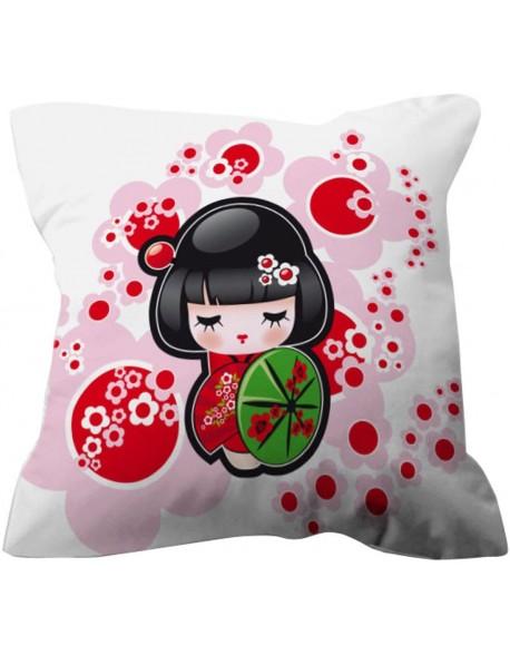 Tsuki Cojín Japonés Tekubi 100% algodón