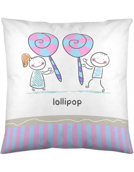 Naturals Cojín Lollipop 60 x 60 cm