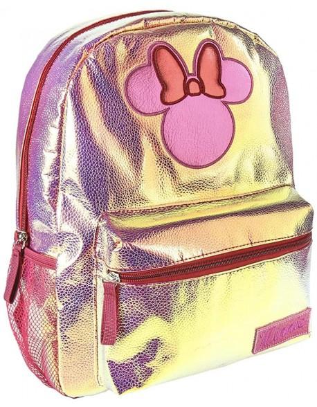 Minnie Mouse Mochila Casual Brillante