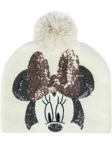Minnie Mouse Gorro Pompón