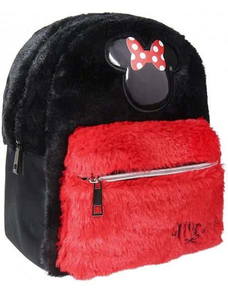Minnie Mouse Mochila Casual Pelo