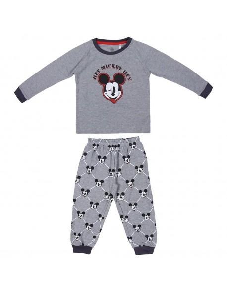 Mickey Mouse Pijama manga larga niño